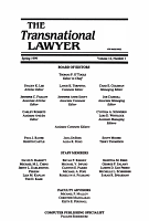The transnational lawyer PDF