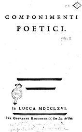 Componimenti poetici
