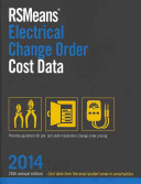 RSMeans Electrical Change Order Cost Data 2014 PDF