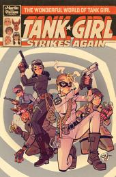 The Wonderful World of Tank Girl #1: Tank Girl Strikes Again
