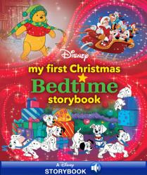 My First Disney Christmas Bedtime Storybook Book PDF