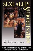 Sexuality and Subordination PDF