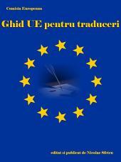 Ghid UE pentru traduceri