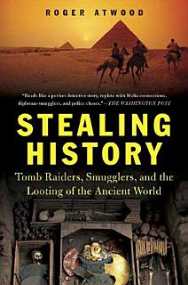 Stealing History Book