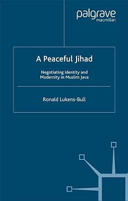 A Peaceful Jihad