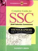 Ssc Steno Grade C D Exam Eng PDF
