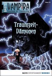Vampira - Folge 13: Traumzeit-Dämonen