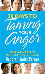 30 Days To Taming Your Anger Book PDF