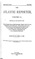 Atlantic Reporter PDF