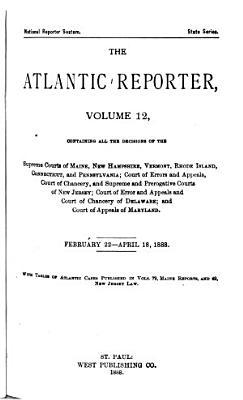 Atlantic Reporter