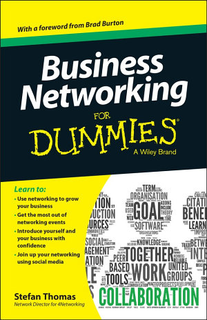 Business Networking For Dummies