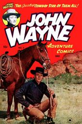 John Wayne Adventure Comics, Number 2, The Battle of the Giants