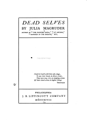 Dead Selves