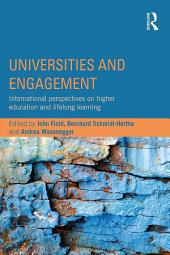 Universities and Engagement: International perspectives on higher education and lifelong learning