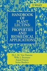 Handbook of Plant Lectins