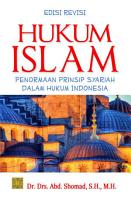 Hukum Islam PDF