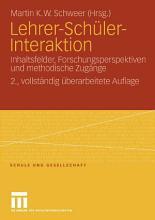 Lehrer Sch  ler Interaktion PDF