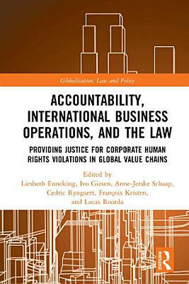 Accountability  International Business Operations and the Law