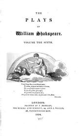 The plays of William Shakespeare: Volume 6