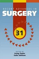 Recent Advances in Surgery 31
