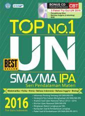 TOP NO.1 UN SMA/MA IPA 2016: Teruji dan Terbukti Membantu Siswa Meraih UN Tertinggi