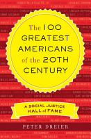 The 100 Greatest Americans of the 20th Century PDF