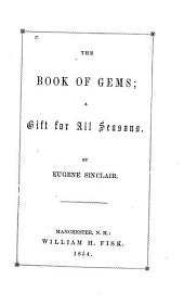 The Book of gems: a gift for all seasons