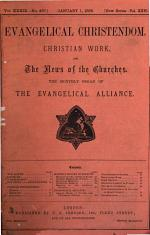 Evangelical Christendom, Christian Work and THe News of the Churches