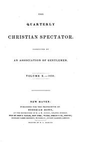 The Quarterly Christian Spectator