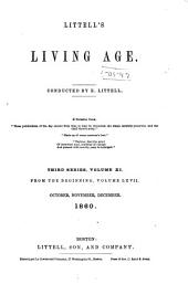 The Living Age ...: Volume 67