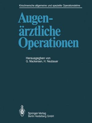 Augen  rztliche Operationen PDF
