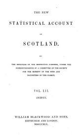The New Staistical Account of Scotland: pt.1-2 Aberdeen