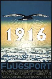 Zeitschrift Flugsport - Jahrgang 1916