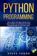 Python Programming Book PDF