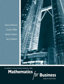 Student s Solutions Manual for Mathematics for Business PDF