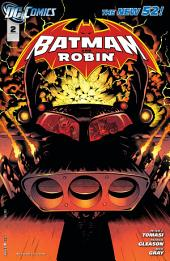 Batman and Robin (2011- ) #2