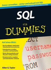 SQL f?r Dummies: Ausgabe 6