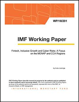 Fintech  Inclusive Growth and Cyber Risks  Focus on the MENAP and CCA Regions PDF
