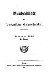 Bundesblatt: Band 8