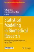 Statistical Modeling in Biomedical Research PDF