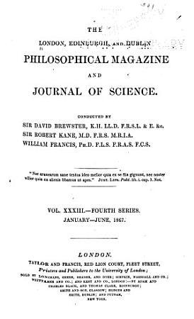 The Philosophical Magazine PDF