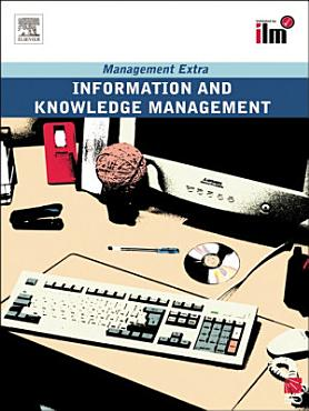 Information and Knowledge Management Revised Edition PDF