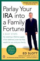 Parlay Your IRA into a Family Fortune PDF