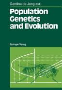 Population Genetics and Evolution PDF