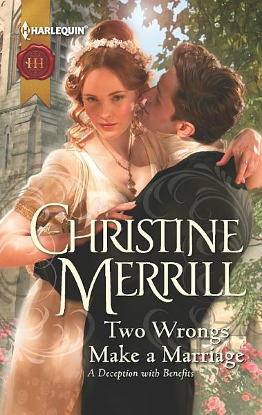 Download Two Wrongs Make a Marriage Book