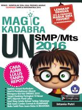 Magic Kadabra UN SMP/MTs 2016: Kumpulan Soal-soal UN 2016 SMP/MTs