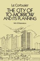 The City of Tomorrow and Its Planning PDF
