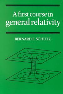A First Course in General Relativity PDF