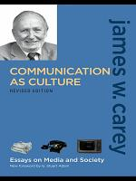 Communication as Culture  Revised Edition PDF