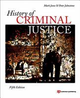 History of Criminal Justice PDF